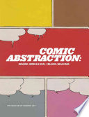 Comic Abstraction Book PDF