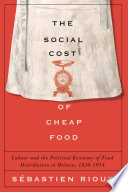 The Social Cost Of Cheap Food