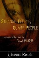 Strange People, Scary People Pdf/ePub eBook