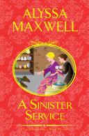 A Sinister Service [Pdf/ePub] eBook