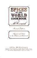 Spices of the World Cookbook