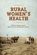 Rural Women s Health