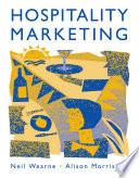 Hospitality Marketing Book