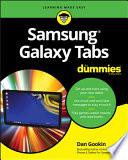Samsung Galaxy Tabs For Dummies