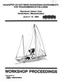 Workshop Proceedings Book