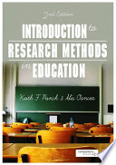 Introduction to Research Methods in Education