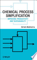 Chemical Process Simplification