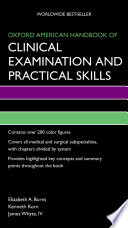 Oxford American Handbook of Clinical Examination and Practical Skills Book