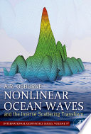 Nonlinear Ocean Waves And The Inverse Scattering Transform Book PDF