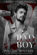 Bad Boy: a Dark Standalone Mafia Romance