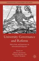 Pdf University Governance and Reform