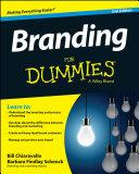 Branding For Dummies ebook