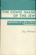 The Comic Image of the Jew