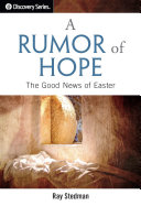 Pdf A Rumor of Hope Telecharger