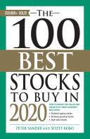 Best Stock 2020 The 100 Best Stocks to Buy in 2020   Peter Sander, Scott Bobo
