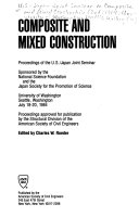 Composite and Mixed Construction