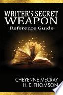Writer's Secret Weapon