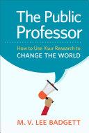 Pdf The Public Professor