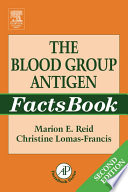 The Blood Group Antigen FactsBook