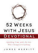52 Weeks with Jesus Devotional
