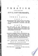 A Treatise Concerning Civil Government PDF