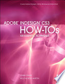 Adobe Indesign Cs3 How Tos
