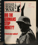 History of the Second World War Book
