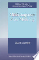 Multicomponent Flow Modeling