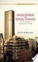 Development and Social Change: A Global Perspective  : A Global Perspective