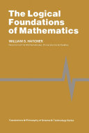 The Logical Foundations of Mathematics