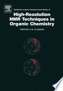 High Resolution Nmr Techniques In Organic Chemistry Book PDF