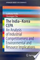 The India   Korea CEPA