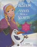 Disney Frozen  Anna s Book of Secrets