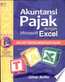 Akuntansi Pajak Ms. Excel + Cd