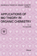 Applications of MO Theory in Organic Chemistry