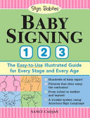 Baby Signing 1-2-3 Pdf/ePub eBook