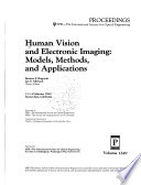 Human Vision and Electronic Imaging