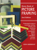Home Book of Picture Framing