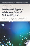 Non Monotonic Approach to Robust H Infinity Control of Multi Model Systems