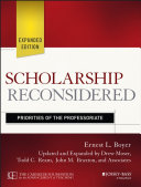 Scholarship Reconsidered