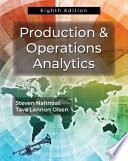 Production and Operations Analytics