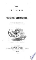 The Plays Of William Shakespeare Book