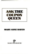 Ask the Coupon Queen