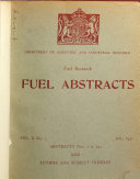 Fuel Abstracts