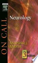 On Call Neurology Book PDF