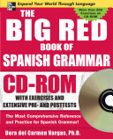 The Big Red Book of Spanish Grammar w CD ROM
