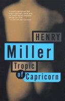 Tropic of Capricorn [Pdf/ePub] eBook