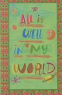 All Is Well in My World ebook