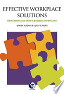 Effective Workplace Solutions Book