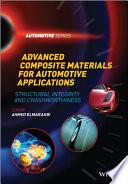 Advanced Composite Materials For Automotive Applications Book PDF
